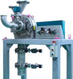 高効率CFS型微粉分級機