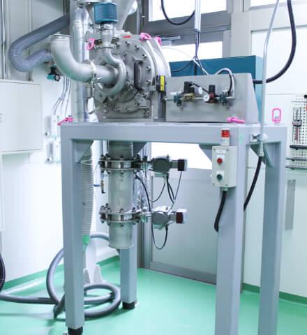 高効率分級機CFS30 HD-S