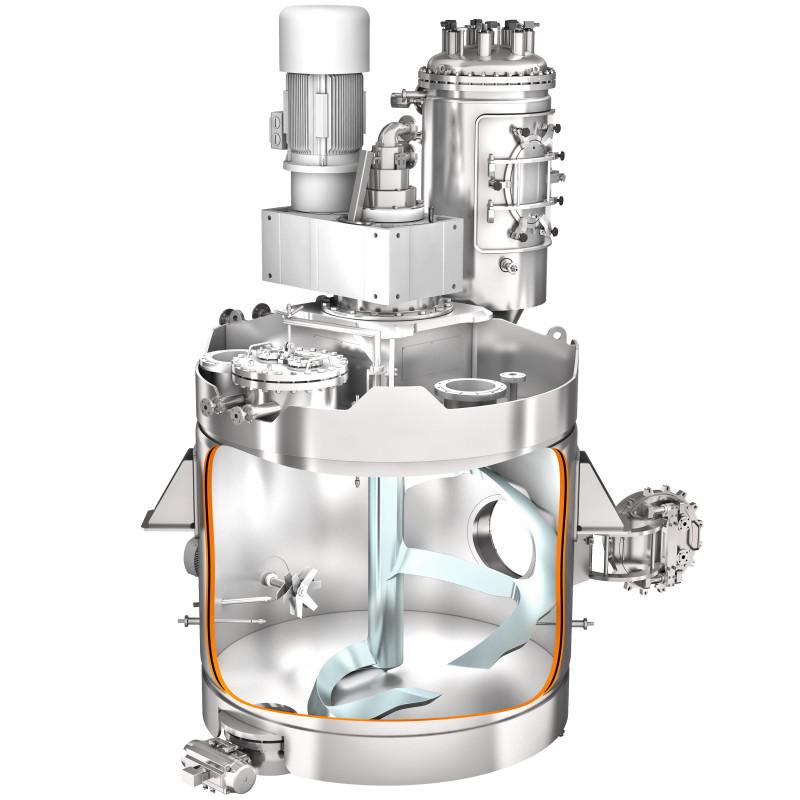 真空乾燥機 VMT [amixon]