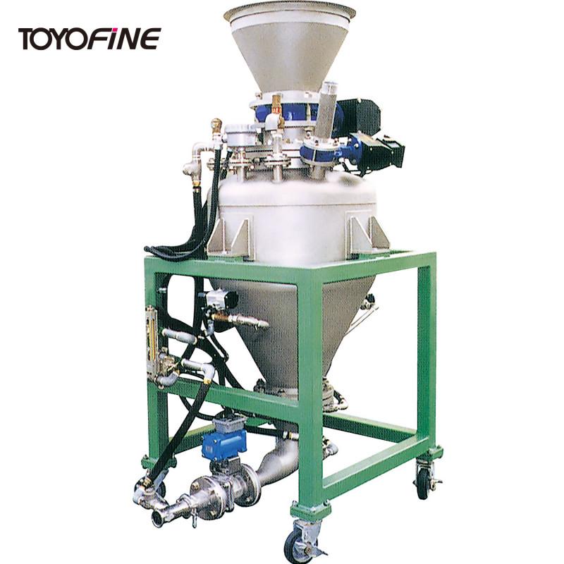 高濃度空気輸送装置 プラグマスター TPM